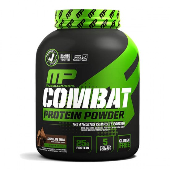 Combat Protein by MusclePharm-Pakistan