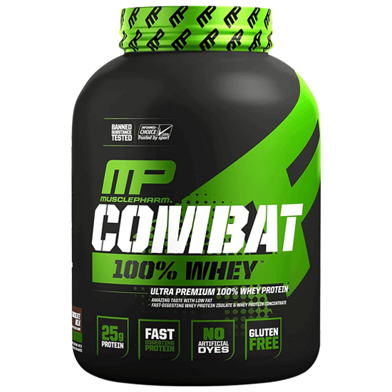 Combat Whey by MusclePharm-Pakistan