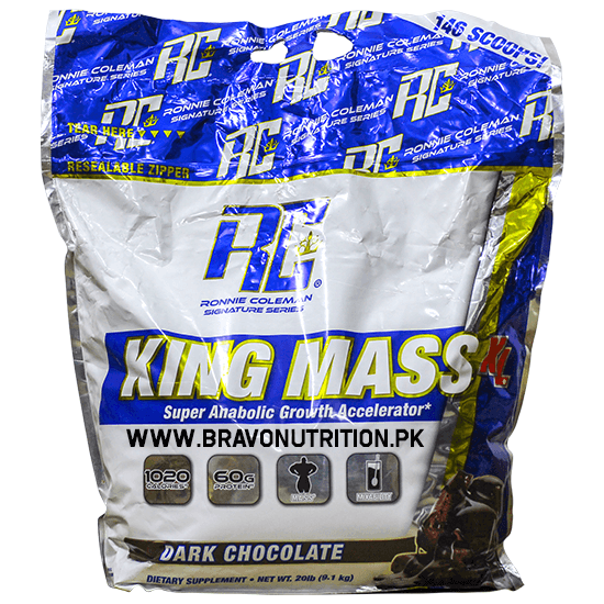 King Mass XL by Ronnie Coleman-Pakistan