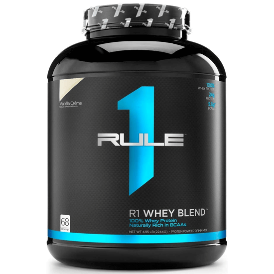 R1 Whey Blend by Rule One-Pakistan
